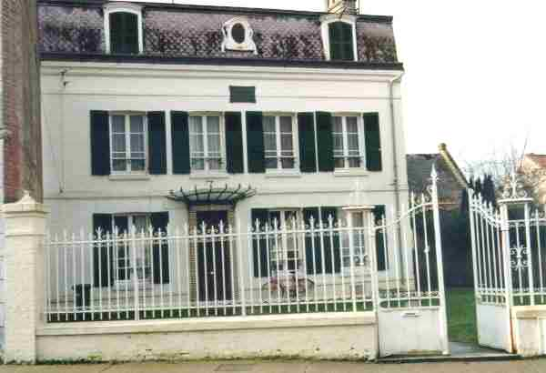 Jules verne au crotoy for Maison de jules verne